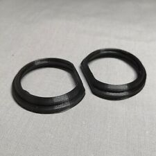 Lens Adapter Pair for GearVR To HTC Vive VR Virtual Reality Headset (Black)