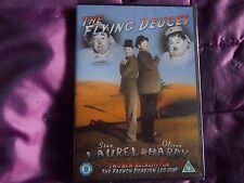 """LAUREL AND HARDY IN """"THE FLYING DEUCES""""   DVD  (NEW AND SEALED)"""