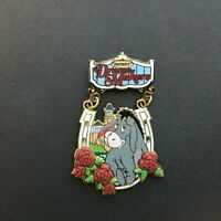 WDW - Cast Member Disney Dream Makers - Saratoga Springs Eeyore Disney Pin 59339