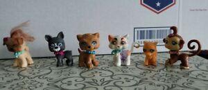 Barbie Cute Little Pet Animals ~ lot of 5