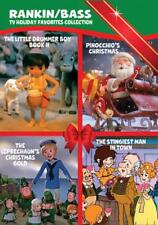 RANKIN/BASS TV HOLIDAY FAVORITES COLLECTION NEW DVD