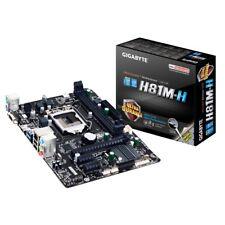 Gigabyte GA-H81M-H LGA 1150 mATX Intel Motherboard