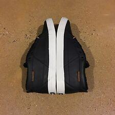 DVS Rivera Size 11.5 Black Crazy Horse Militia Havoc BMX DC Skate Shoes Sneakers