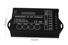 Centralina Led Timer Alba Tramonto 220V 1AX5 Time Led Controller Per Acquari Ecc