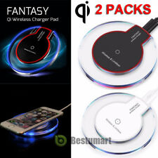 2xFast Qi Wireless Charger Charging Pad for Samsung Galaxy Note8 S9/8 iPhone X 8