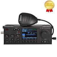 NEW!! RS-918 HF SDR Transceiver Receiving HF SSB Shortwave Radio Amature Radio