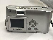 Olympus CAMEDIA C-2 2.0MP Digital Camera - Silver