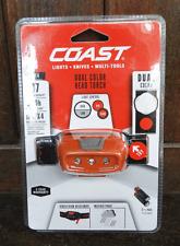 Coast FL14 Dual Colour Weather Proof Head Torch - Assorted Colours - BNIB