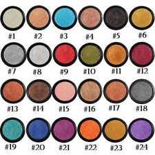 24 Colors Charm Glitter Shimmer Metallic Eyeshadow Palette Pigment Eye Shadow