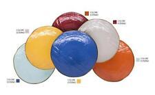 piatto da portata in ceramica colorata cm 32x4,50 dipinto a mano colori nuovi