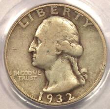 1932-S Washington Quarter - PCGS VF20 - Key Date!