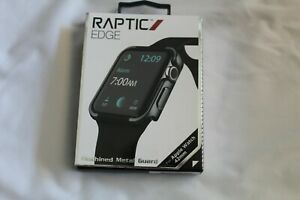 Raptic Edge Machined Metal Guard for Apple Watch 42mm, New