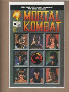 Malibu - Mortal Kombat #0 - NM
