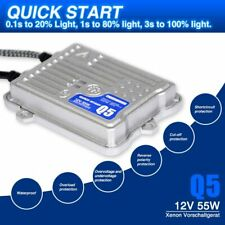55W AC HID Slim Ballast Fast Bright Quick Start For Xenon Headlight Bulb Light