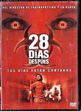 28 DÍAS DESPUÉS de Danny Boyle. Tarifa plana en envío dvd España, 5 €
