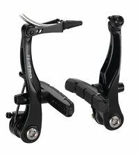 Tektro RX-6 Linear Pull Mini V-Brake Black MTB Hybrid BMX Bike Front or Rear