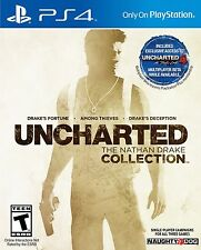 Sony Uncharted: The Nathan Drake Collection - Action/adventure Game -