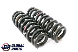 BMW 3 Series E93 M3 S65 Y4 Rear Left Right Coil Spring Set Suspension