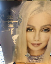 CHER MEMORABILIA  BOOK FROM THE LIVING PROOF FAREWELL TOUR 2002