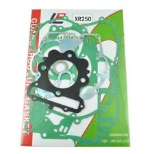 For Honda XR250  Motorbike Rebuild Part Full Complete Engine Gasket Kit Set
