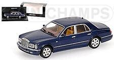 Bentley Arnage R 1998-2010 blau blue metallic 1:43 Minichamps