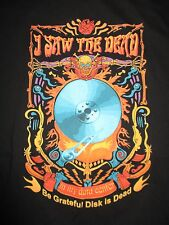"""I SAW THE DEAD in My Data Center ... Be GRATEFUL Disk is DEAD"" (LG) T-Shirt"