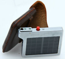 LEICA M Exposure Meter Booster w/ leather case Vintage  388352