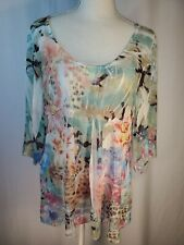 Womens Simply Irresistible XL Blouse