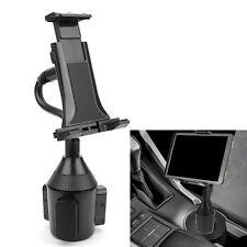 "Adjustable Car Cup Holder Mount for 7""-10"" Samsung Galaxy Tablet Apple iPad Mini"