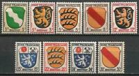 Germany Allied Occupation 1945/46 MNH French State Coat of Arms from Mi/SG 1-10