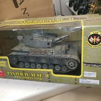 1:18 . 21st Century Ultimate Soldier. WWII GERMAN Panzer IV AUSF. H.