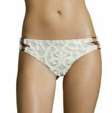 Nanette Lapore Coachella Crochet Bikini Bottoms Valley Hipster Small or Medium