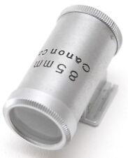 Canon 85mm View Finder Rangefinder Leica -  JAPAN