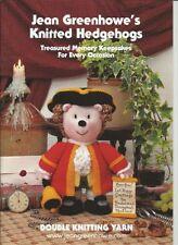 Jean Greenhowe - Knitted Hedgehogs