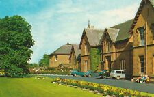 The House & Grounds Abbotsview Galashiels Scotland Printed Unposted Postcard