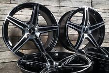 Jantes 19 Pouces AX7 pour Mercedes Classe E W212 S212 212K Modèle T AMG Design
