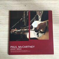 Paul McCartney _ Jenny Wren _ CD Single PROMO _ 2005 Mpl - near mint