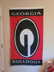 University of Georgia UGA Flag 3 x 5 - New in Package