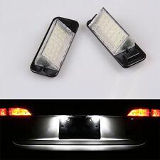 Lighting Plate BMW Serie 3 E36 Compact 316i 318Ti LED White Xenon