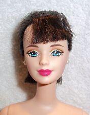 NUDE-Barbie-19430-Head Mold:Mackie-Body Type:Twist 'n Turn-Hair Color:Brown-155~