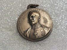 1914--ADOLPH MAX- MAYOR OF BRUSSELS(BELGIUM) MEDAL