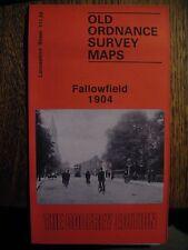 MAP OF FALLOWFIELD 1904