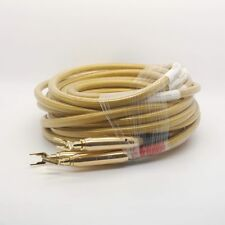 Accuphase speaker cable Spade Plug Hi-End 2.5M(8 ft) Pair