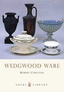 Wedgwood Ware (Shire Album)  New Book Copeland, Robert