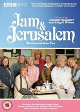 Jam And Jerusalem Complete 2nd Series Dvd Brand New & Factory Sealed