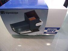 SAFE Signoscope T1 mit Trafo Neuware (9886+9887)