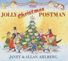 The Jolly Christmas Postman: By Ahlberg, Allan