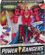 Power Rangers Beast Morphers Hasbro Smash Racer Converting Zord Figure - MIB NEW