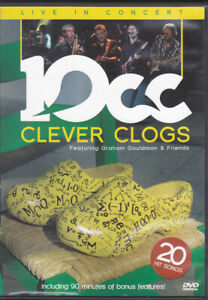 10 cc – Clever Clogs     New dvd