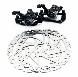 Hayes Five CX 5 Cyclocross Gravel Bicycle Hydraulic Disc Caliper Brake w/rotors